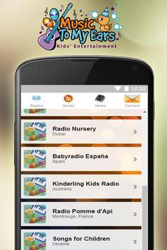 Kids Radio Station For Free screenshot 1