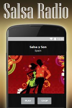 Salsa Radio Station apk screenshot