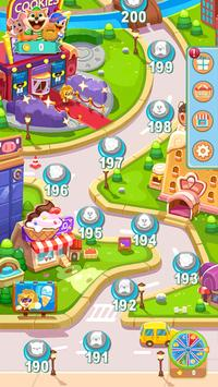 Candy and Fruits Juice Smach - Best Match 3 Game poster
