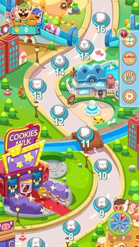 Candy and Fruits Juice Smach - Best Match 3 Game screenshot 16