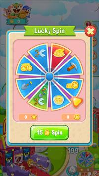 Candy and Fruits Juice Smach - Best Match 3 Game screenshot 1