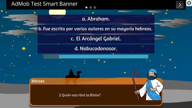 Sabes de Biblia? screenshot 4