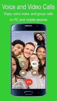 line: Free calls & messages tips&guide screenshot 1