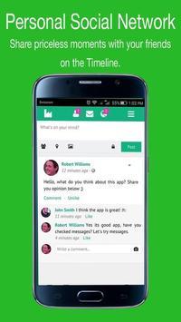 line: Free calls & messages tips&guide screenshot 2