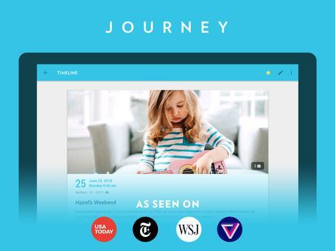 Diário, Jornal - Journey imagem de tela 10