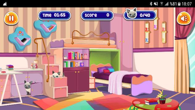 Girls Pajamas Night screenshot 2