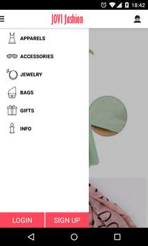 JOVI Fashion apk screenshot