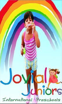 Jovial Juniors poster