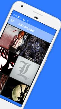 Anime HD Wallpaper poster