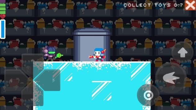 Christmas pixel platformer screenshot 4