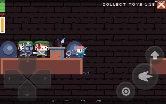 Christmas pixel platformer screenshot 11