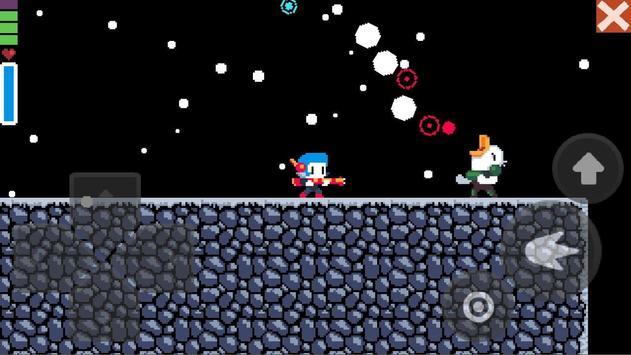 Christmas pixel platformer screenshot 3