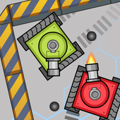 Toy Tank VS Tank icon