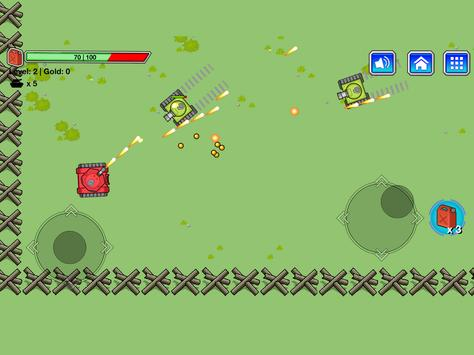 Toy Tank VS Tank screenshot 7