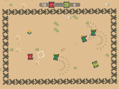 Toy Tank VS Tank screenshot 10