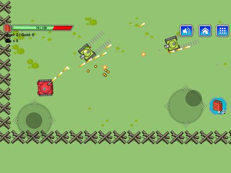 Toy Tank VS Tank screenshot 11
