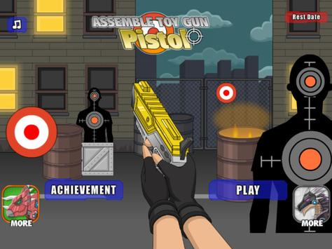 Assemble Toy Gun Pistol screenshot 11
