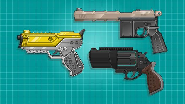 Assemble Toy Gun Pistol screenshot 1