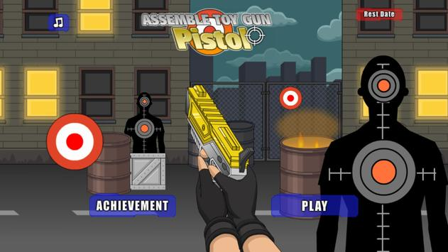 Assemble Toy Gun Pistol screenshot 3