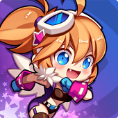 WIND runner adventure icon