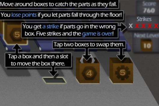 Parts Package apk screenshot