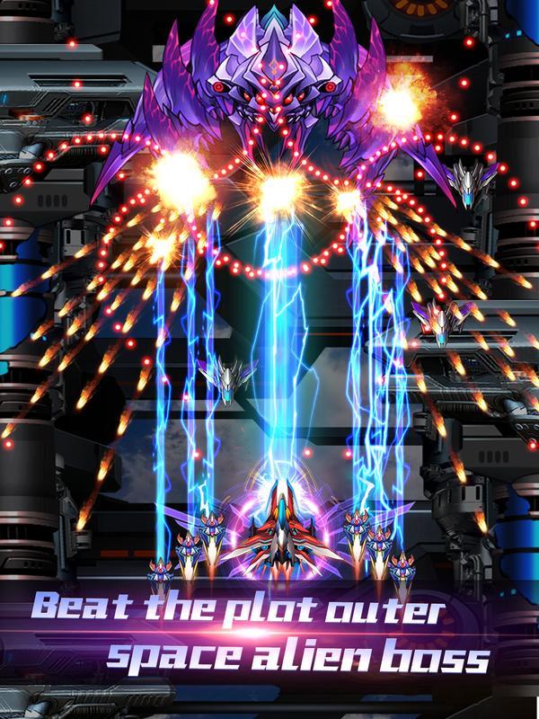 Raiden Fighter 1 - Game Dingdong