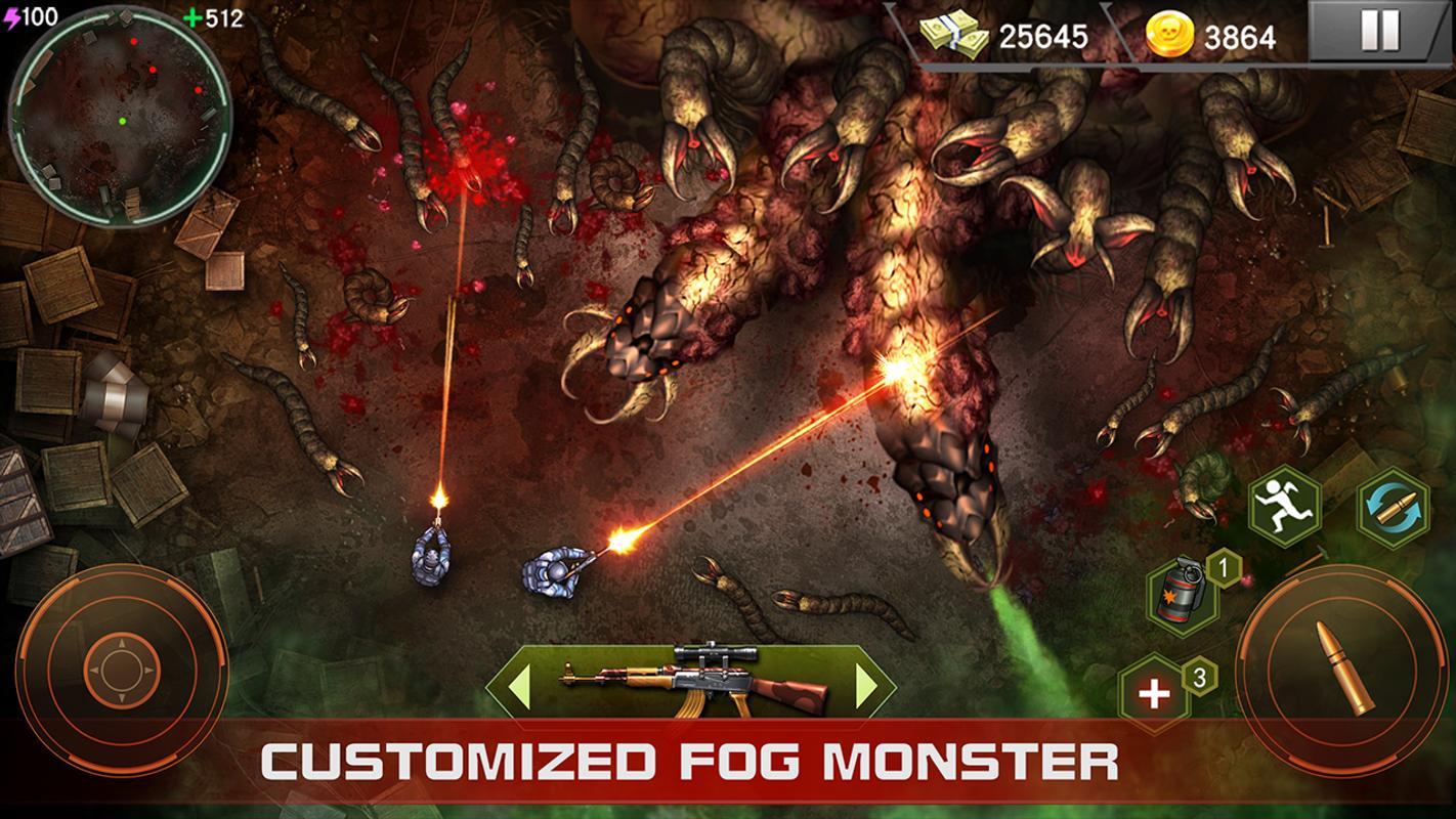 zombie shooter mutliplayer unkilled terminator apk ��