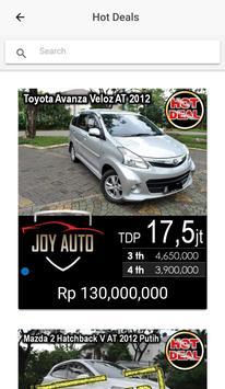 Joy Auto screenshot 2