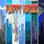 Flappy Heroes icon