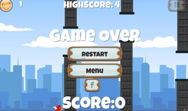 Flappy Heroes apk screenshot