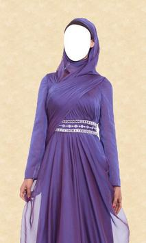 Hijab Fashion Photo Editor screenshot 13