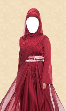 Hijab Fashion Photo Editor screenshot 14