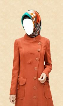 Hijab Fashion Photo Editor screenshot 1