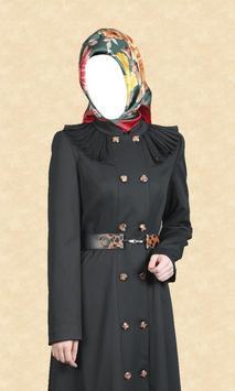 Hijab Fashion Photo Editor apk screenshot