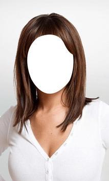 Hairstyle Changer men hairstyle changer man hair style photo booth Stylish Hairstyle Changer Apk Screenshot