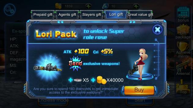 commandos3D apk screenshot
