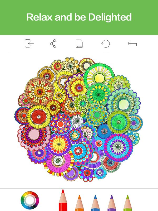Colorfly Coloring Games Apk Screenshot