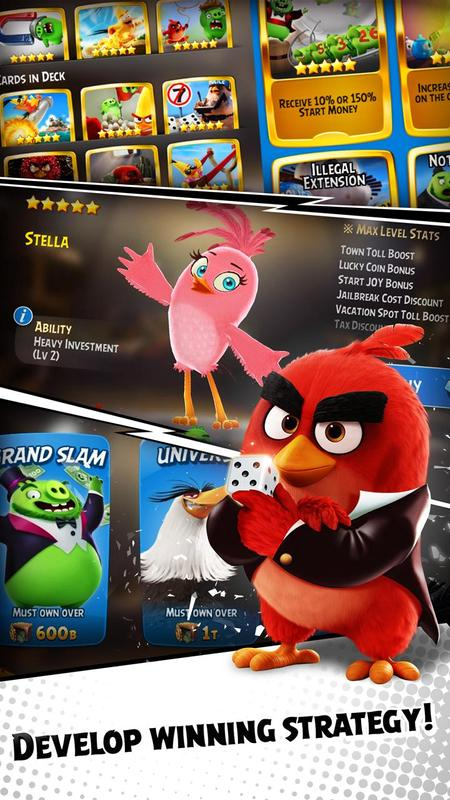 Angry birds dice apk download free board game for android angry birds dice apk screenshot voltagebd Images