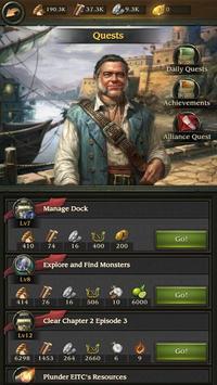 Pirates of the Caribbean: ToW apk screenshot