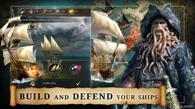 Pirates of the Caribbean: ToW screenshot 1