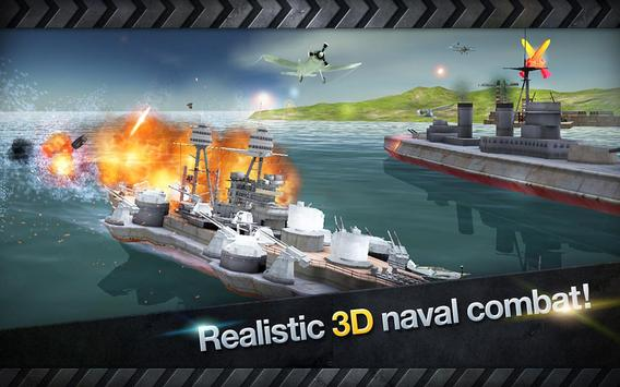 Warship Battle Mod Apk Joycity Android 1