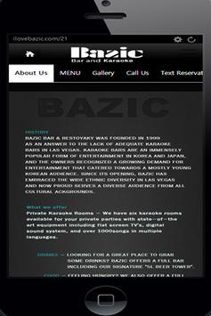 Bazic Bar and Karaoke apk screenshot