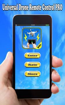 Drone Universal Remote Control Prank screenshot 4