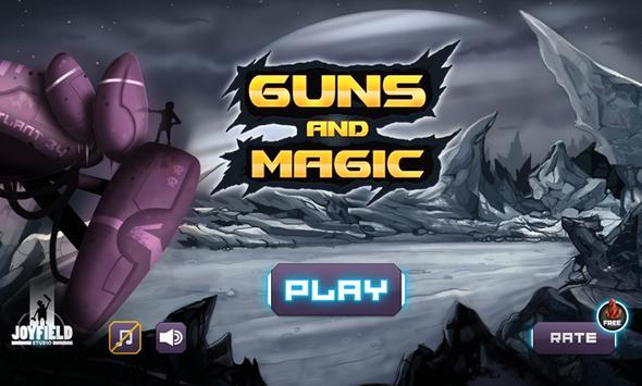 Guns and Magic apk screenshot