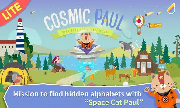 Cosmic Paul Lite poster