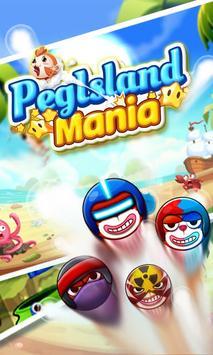 PegIsland Mania poster