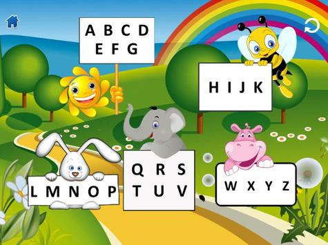 ABC Fun for Kids apk screenshot
