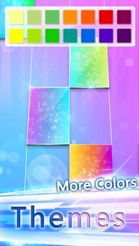 Piano White Go! - Magic World on Music Tiles apk تصوير الشاشة