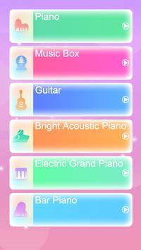 Piano Little White : 楽器 スクリーンショット 12