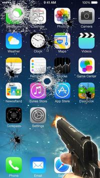 Destroy Iphone Prank apk screenshot